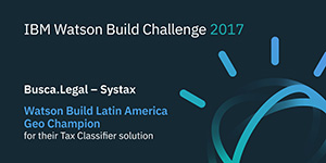 IBM Watson Build Challenge 2017